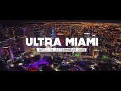 RELIVE ULTRA MIAMI 2015 Official 4K Aftermovie - YouTube
