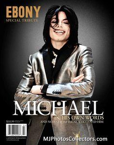 Michael Jackson / Ebony
