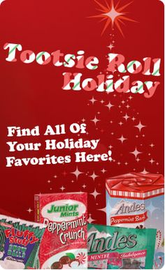 Find All Of Your Holiday Favorites Here!