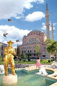 Republic Of Turkey, Visit Turkey, Areas Of Life, Turkey Travel, Famous Places, Istanbul Turkey, Dream Vacations, Taj Mahal, Places To Go