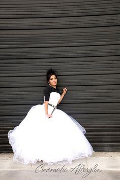 Model, Makeup Artist Dina DeVore  photographer Moi