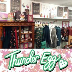 Downstairs in our Oldham Street shop! We have even more cute gifts, clothing and jewellery <3