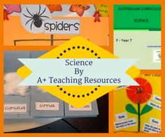 Pinterest Boards By A Plus Teaching Resources - A Plus Teaching Resources