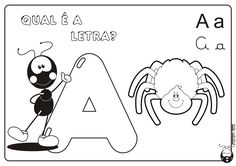 Ideia Criativa - Gi Barbosa Educação Infantil: Alfabeto Smilinguido 4 tipos de letra para Baixar ...