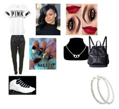 """""""first day of high school#13"""" by queenjassy ❤ liked on Polyvore"""