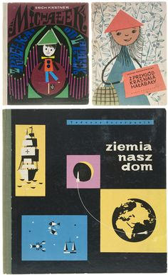 old Polish childrens books
