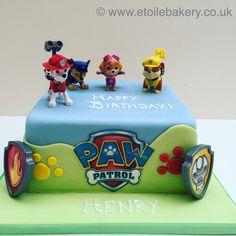 Paw patrol cake | Etoile Bakery