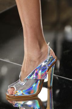 Christopher Kane | Spring 2014 Accessories #LFW