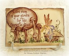 Art and Soul Creations: Verses Rubber Stamps