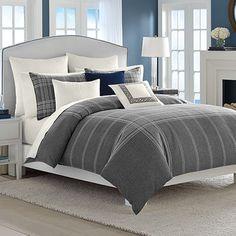 Haverdale Gray Comforter & Duvet Sets