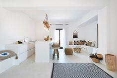 Le Blanc suite Santorini