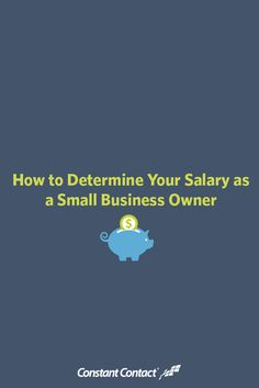 While having the freedom to set your own salary sounds great in theory, in practice, many entrepreneurs find it is not all it's cracked up to be. Determining how much to pay yourself, when to pay yourself, and where to get the funds to pay yourself depends on a variety of factors.  Let's take a look at some of those factors.