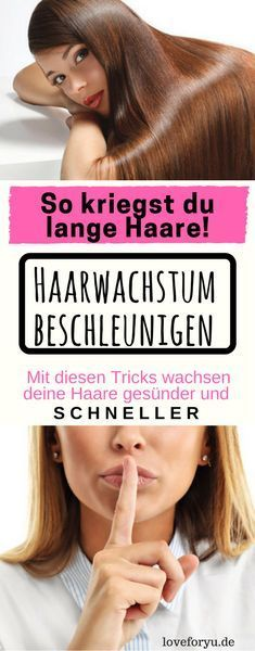 Haare schneller wachsen lassen: Diese Mittel beschleunigen das Haarwachstum With these resources, your hair grows faster and you finally get long hair that is still healthy. Do not wait long and accelerate hair growth with simple means Make Hair Grow Faster, How To Make Hair, Grow Hair, Natural Hair Growth, Natural Hair Styles, Long Hair Styles, Hair Colorful, Leave In, Hair Loss Treatment