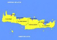 Όλα τα νησιά της Ελλάδας ανά κατηγορίες Map, Location Map, Cards, Maps, Peta