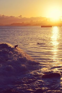 Pier shot, Dawn. Morning ride. (Via Hideki Mizuta)