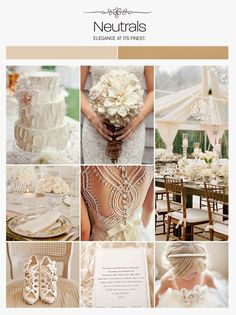 LUV DECOR: WEDDING INSPIRATION BOARD