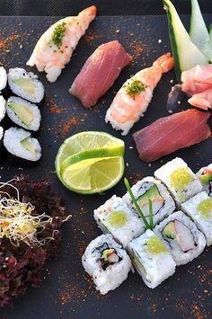 Kama Sushi, sunset cocktail lounge and Ibiza sushi restaurant
