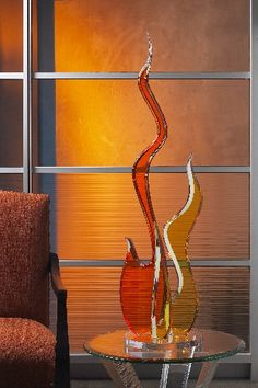 ELECTRIFIED SCULPTURE by Shahrooz shahrooz-art.com - #AcrylicFurniture, #LuciteFurniture ACRYLICORE by Shahrooz is one of the top-leading designers and manufacturers in Fine Clear Acrylic Furniture and #Sculptures in the country. www.shahrooz-art.com 888-406-4846