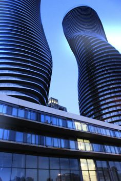 Marilyn Monroe Towers in Mississauga