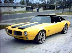 1970 firebird custom