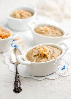 Receta Jalea de Batata Dulce: un postre cremoso, apetitoso y muy sencillo de preparar, perfecto para cocineros principiantes.