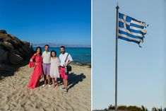 A Simple and Intimate Elopement Beach Wedding in Naxos Island, Cyclades Greece Naxos Greece, Greece Wedding, Wedding Photography, Italy, France, Island, Simple, Beach, Wedding In Greece