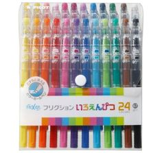 I want these erasable pens @_@