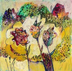 """""""Paint Your Garden"""" with Diane Culhane; New Online Class Open for Registration"""