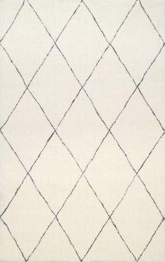 Alison Geometric Hand-Tufted Area Rug