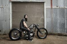 SABBATH CYCLES by Simon Davidson. (via What Simon Sees) More bikes here.