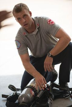 Matthew Casey / #ChicagoFire / NBC / Jesse Spencer