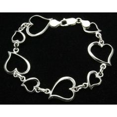 dba6c8bd1e3c Las 68 mejores imágenes de Pulseras de plata para mujer