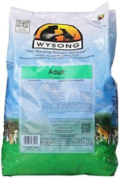 Wysong Adult Canine Dry Diet, 5-Pound