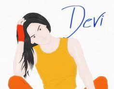 "Check out new work on my @Behance portfolio: ""La Linda Devi 4"" http://be.net/gallery/48348647/La-Linda-Devi-4"
