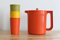 1970's Tupperware.  Who remembers this?