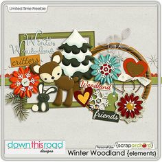 "Photo from album ""Winter Woodland"" on Yandex. Views Album, Winter Wonderland, Woodland, Embellishments, Joy, Scrapbook, Christmas Ornaments, Holiday Decor, Yandex Disk"