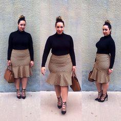 ✔ Office Wear Curvy Plus Size Work Plus Size Work, Look Plus Size, Curvy Plus Size, Curvy Girl Fashion, Modest Fashion, Plus Size Fashion, Fashion Outfits, Women's Fashion, Plus Size Dresses