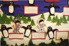 winter-bulletin-board-close-up-2 | Mrs. Kilburn's Kiddos