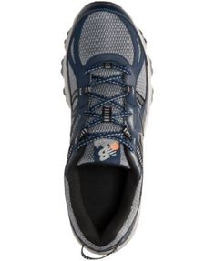 New Balance Men's Casual Sneakers from Finish Line - NAVY/GREY 11.5