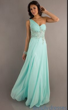 Light blue sparkley dress