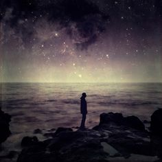 My soul is full of longing for the secret of the sea  • Henry Wadsworth Longfellow (photo art by wuestenhagen-imagery)