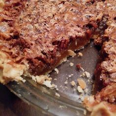 """Caramel Pecan Pie 