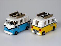 LEGO Heartlake City V-Dub Club