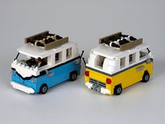 LEGO Heartlake City V-Dub Club