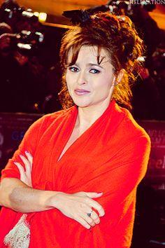 Helena Bonham Carter :) that's very bright.