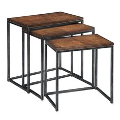 Accents by Andy Stein Nesting Tables by Coast to Coast Imports