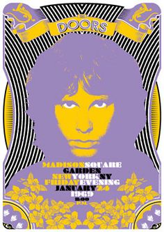 THE DOORS  New York  23 January 1969  concert live by tarlotoys, €15.00