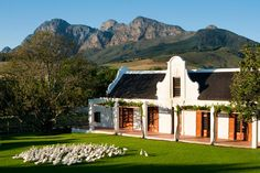 Babylonstoren // An Exceptional Country Getaway in South Africa |