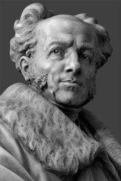 Man 1 of the Opera by Frederic Bogino, Palais Garnier, Paris.  Copyright 2015 Michael McLaughlin.