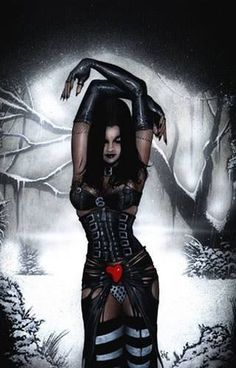 Gothic fantasy art Fantasy art women Dark fantasy art
